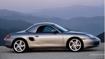 Boxster S 2000-2002 (986)