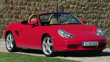 Boxster S 2003-2004 (986)